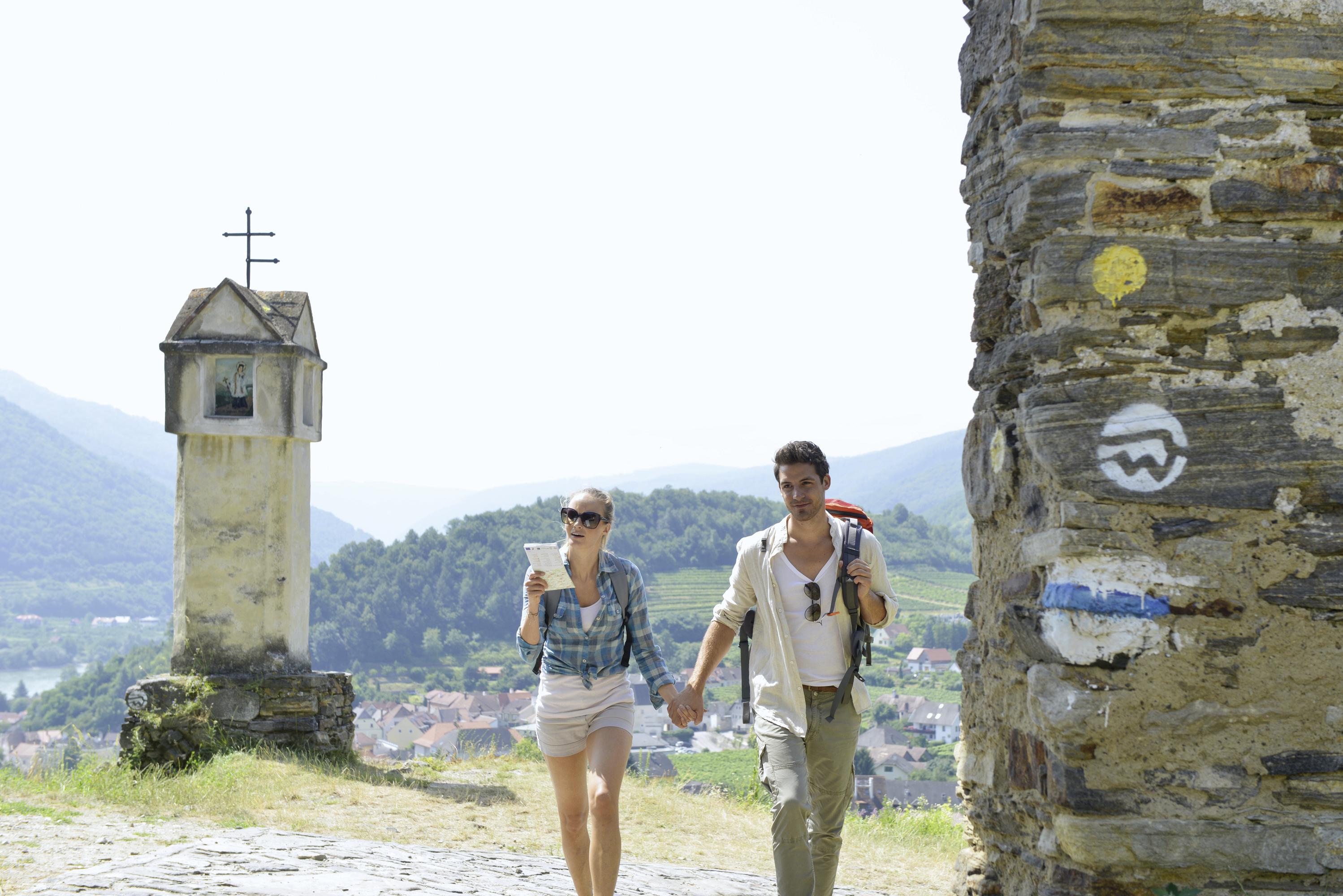 Wachau World Heritage Trail Hiking In Lower Austria