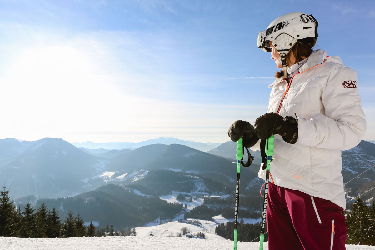 ski resorts in lower austria - skiing and snowboarding - activities